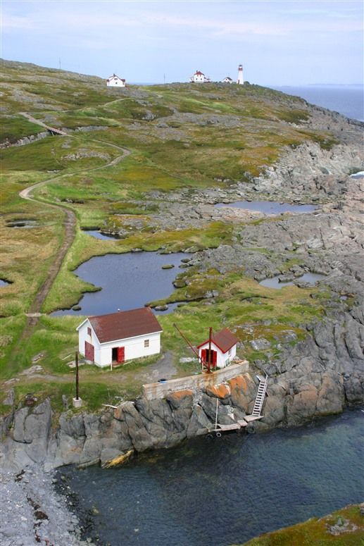 Beautiful Quirpon Island in Newfoundland, Canada