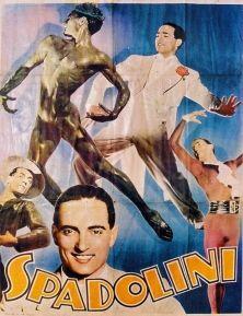"""L'8 marzo 2014 l'American Ballet of Los Angeles presenta in prima mondiale al """"Rain Nightclub - Studio City"""", lo spettacolo """"Spadolini & The White Stone of Mecca Live Show"""". Al centro della serata """"Il danzatore nudo con globo"""" il ritratto realizzato da Dora Maar, un'immagine fotografica di tale successo che, ironia della sorte, venne utilizzata dalla propaganda di Goebbels e di Mussolini. Nato ad Ancona nel 1907, Alberto Spadolini, noto anche come 'Spadò', non fu solo danzatore, ma anche ..."""