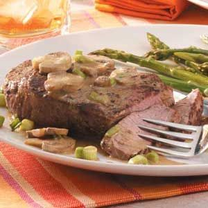 Skillet+Steak+Supper: Beef Recipes, Suppers Recipes, Complete Recipes