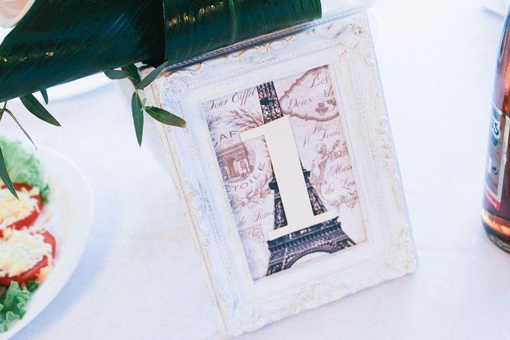 Фото 3197201 в коллекции Карточки рассадки & Номера столов - Y-studio - приглашения и аксессуары