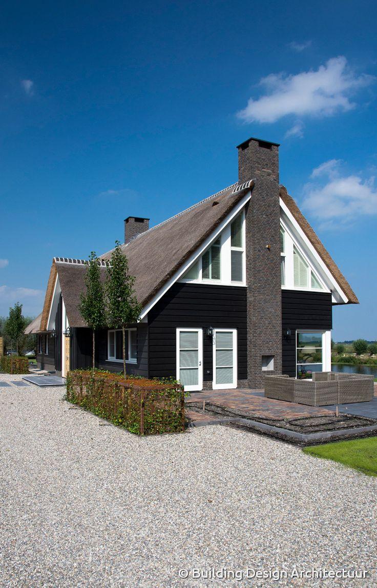 Landelijk wonen building design architectuur gooische for Landelijk bouwen architect