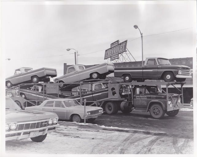 Nostalgia - Pics in Time. - Page 5 - The 1947 - Present Chevrolet & GMC Truck Message Board Network