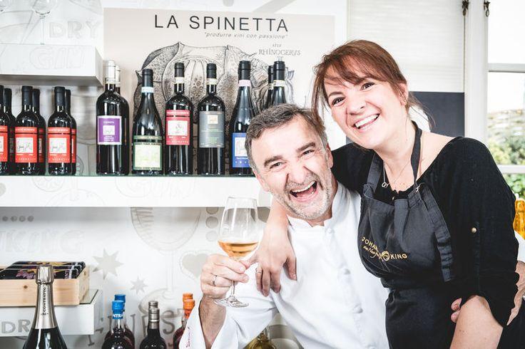 Giorgio Rivetti, der Patron von La Spinetta und Contratto, und ich sind bereits viele Jahre befreundet. Für mich ist der Schaumwein und Wermut von Rivetti der Beste aus ganz Italien!