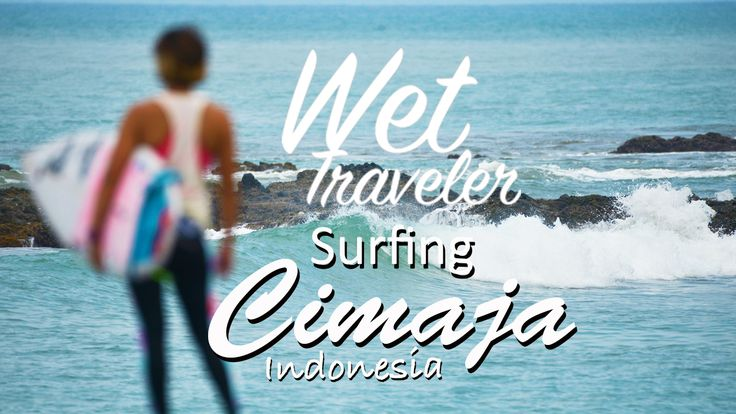 Cimaja located in Pelabuhan Ratu, West Java - the closest place to surf from Jakarta. No wonder it become a favorite spot for anyone's  who live or work in Jakarta and it's surrounding.  Cimaja has a consistent wave that breaks perfectly almost anytime in a year.  #surfingindonesia #funsurf #surfing #surfergirl