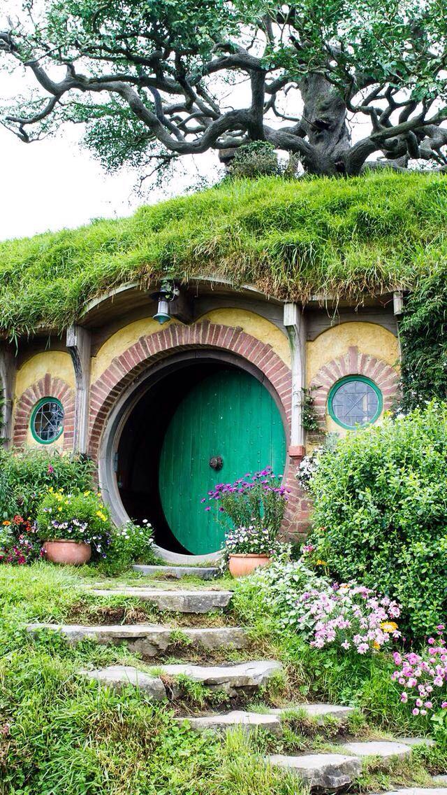 my dream home - hobbit hole
