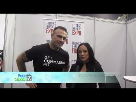 Feel Good TV Ep#39 Fitness and Health Expo - Melbourne 2015