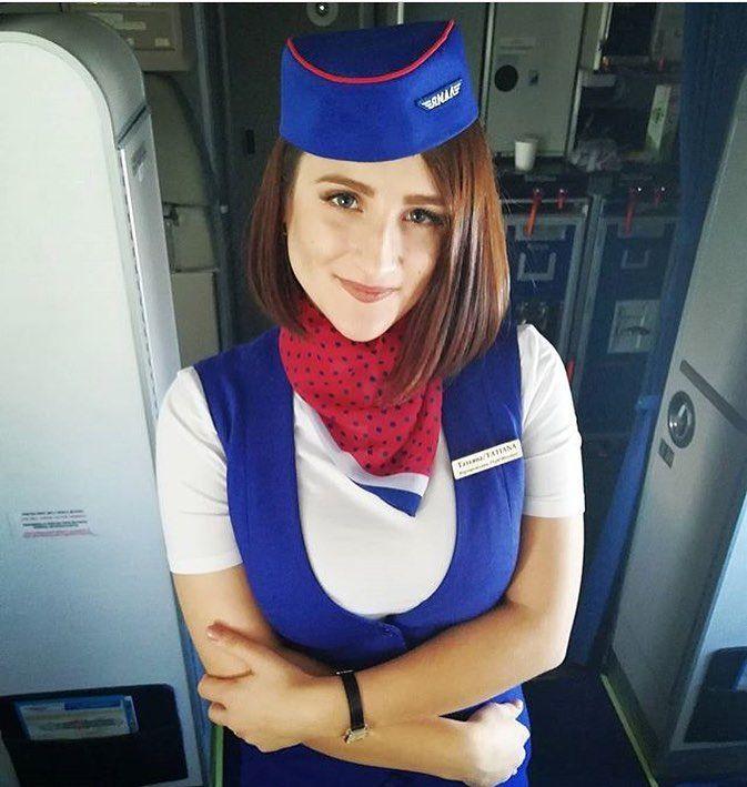 Nicole aniston стюардесса