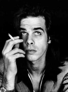 Darling, you're the punishment for all of my former sins, I let love in. [Nick Cave & the Bad Seeds]