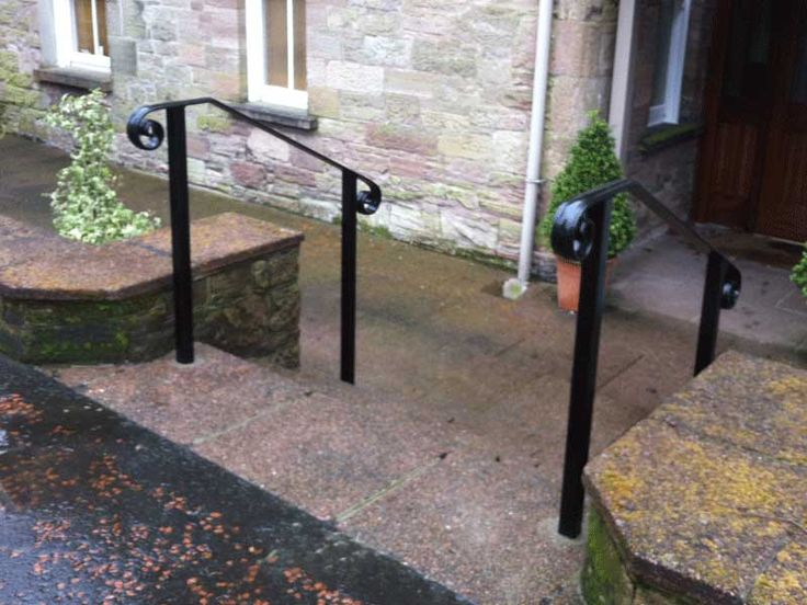38 best Iron Handrails images on Pinterest | Railings, Commercial ...