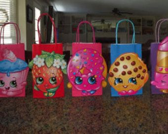 Great for a Shopkins party! My daughter would love these!  https://www.etsy.com/listing/268895510/shopkins-party-bags-shopkins-goody-bags?ref=shop_home_active_1