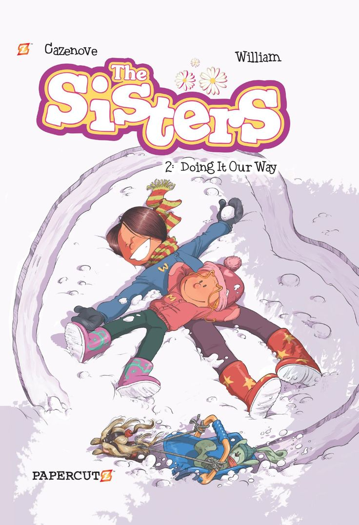 17 best november 16 2016 digital comics picks of the week images wendy marine enjoy playing in the snow on the cover of the sisters vol doing it our way by william maury fandeluxe Gallery