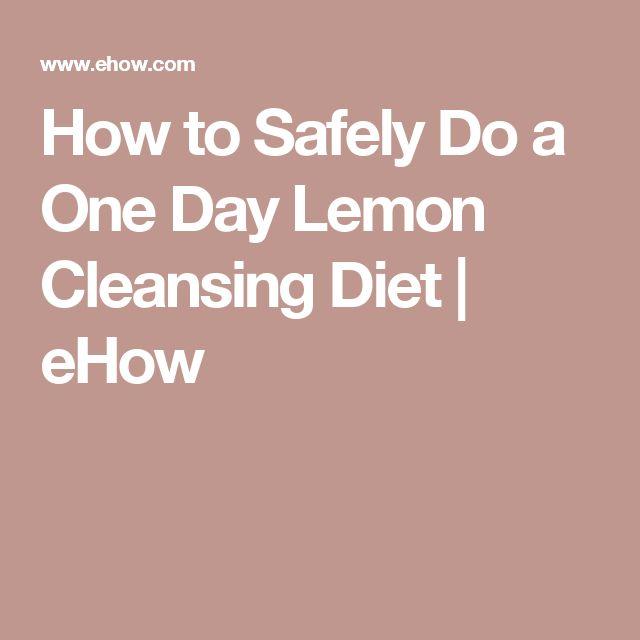 Best 25 Lemon Cleanse Ideas On Pinterest Lemon Detox