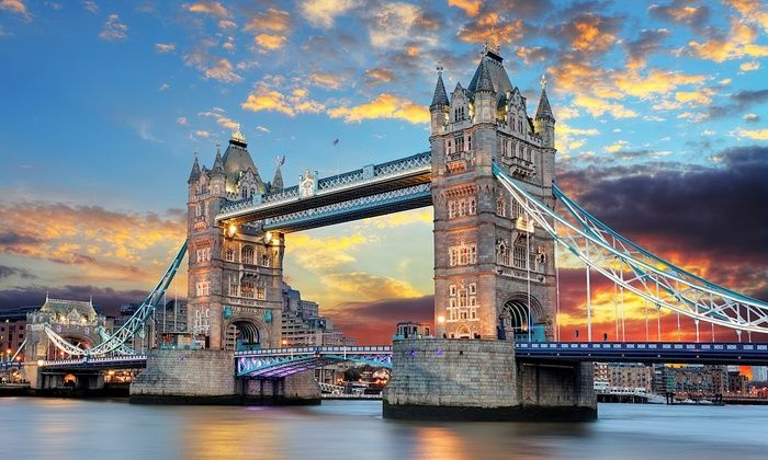 England & Ireland Vacation with Airfare from Great Value Vacations - London, Dublin: ✈ 8-Day Vacation in England & Ireland w/ Air from Great Value Vacations. Price per Person Based on Double Occupancy.