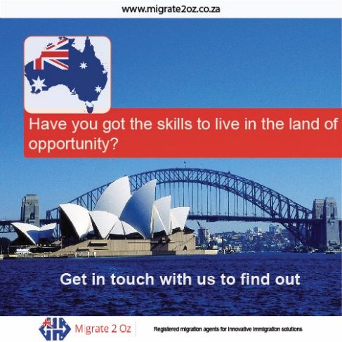 Better job opportunities may be waiting for you in Australia – find out if you qualify for skilled migration here http://bit.ly/1C7AuYN