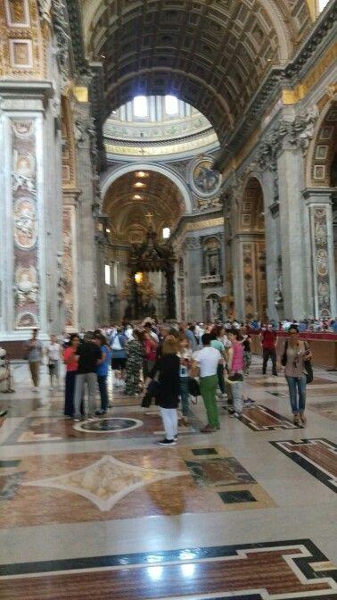 St. Pieter, Roma