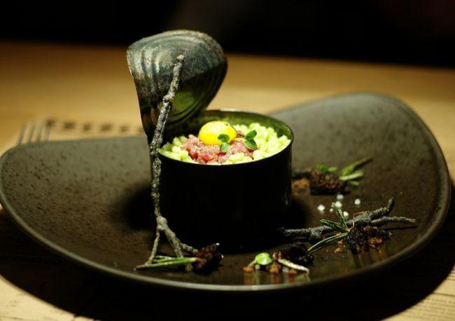 необычная подача блюд в ресторанах - Поиск в Google