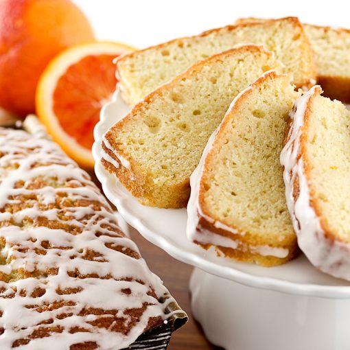Boozy Blood Orange Pound Cake | Baking and Cooking Blog - Evil Shenanigans