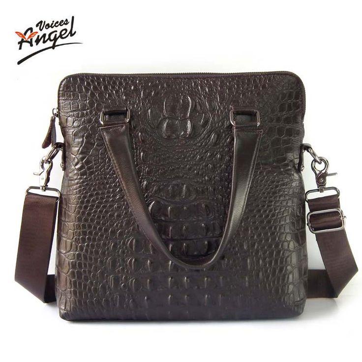 Man Handbag Genuine Leather BusinessMen Computer Shoulder Bag Do you want it #shop #beauty #Woman's fashion #Products #homemade