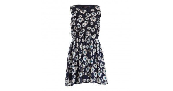 Φόρεμα αμάνικο Tenki. Σύνθεση 100% polyester. e-funky.gr