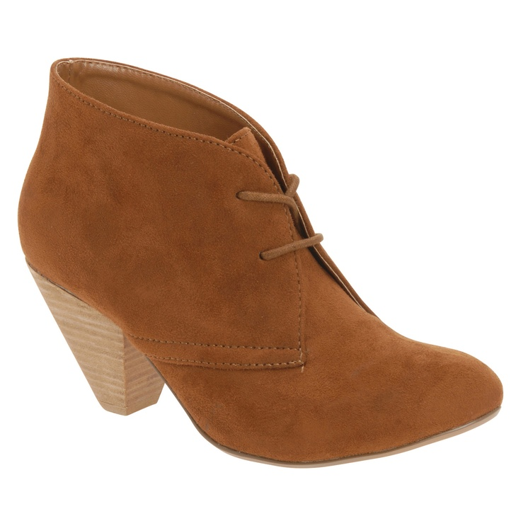CIEL ankle boots from Spring Shoes $60 - just bought these and LOVE how they look! #vegan