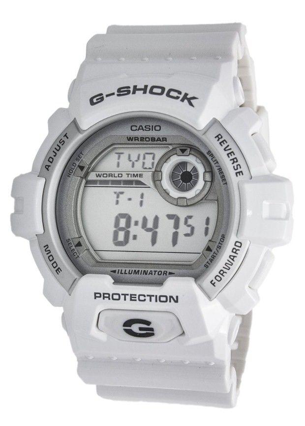 women's watches    women white watches sale Unisex Watches CASIO CASIO G-SHOCK G-8900A-7ER
