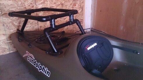 Diy kayak accessories