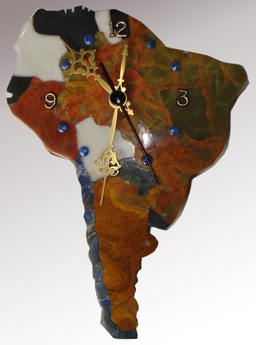 Reloj Sud America 5