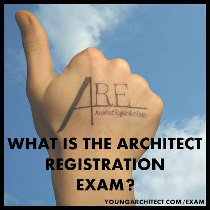 59 best Architect Registration Exam images on Pinterest