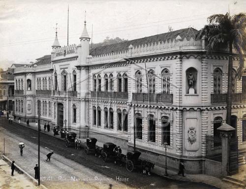 Rua 13 de Maio (Imprensa Nacional)