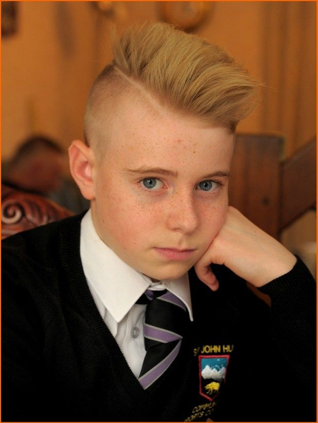 Latest Cute And Easy Hairstyles For School Boys 2017 //  #2017 #Boys #Cute #Easy #Hairstyles #Latest #School