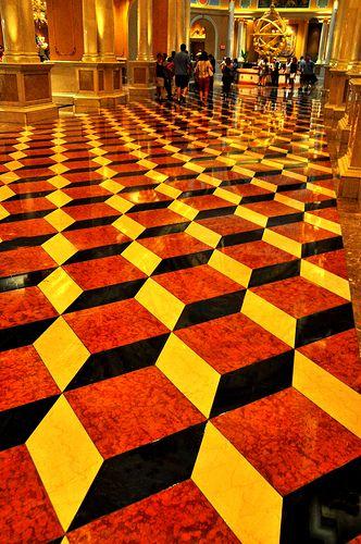 Floor By M C Escher by Bill Gracey, via Flickr