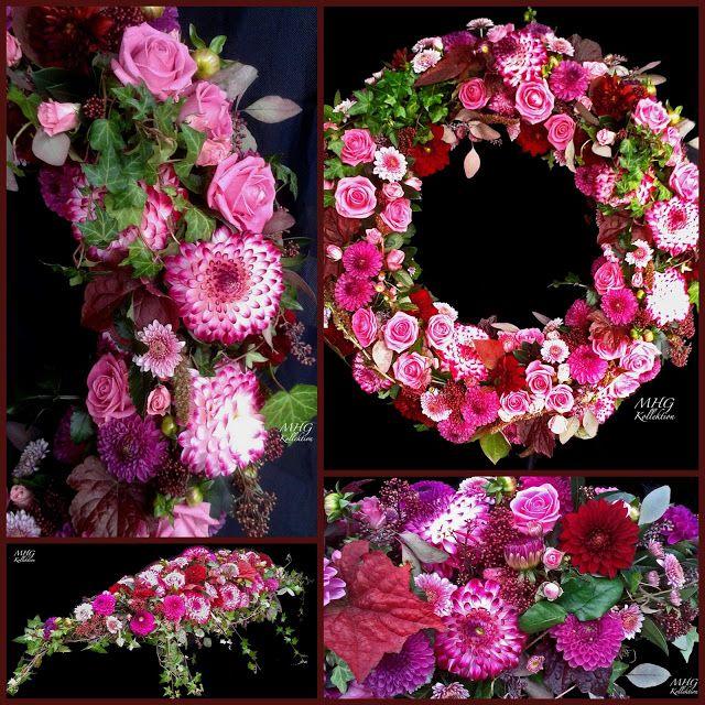 B l u m e n - F r a u e n: Ein letzter Dank an die geliebte Mutter #funeral…
