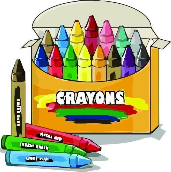 eee1720f8f9923bf86d585279a6a6986 » Crayong Box Clipart