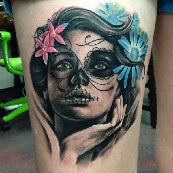 Top Tatouage mexicain - tattoo boutique VH79
