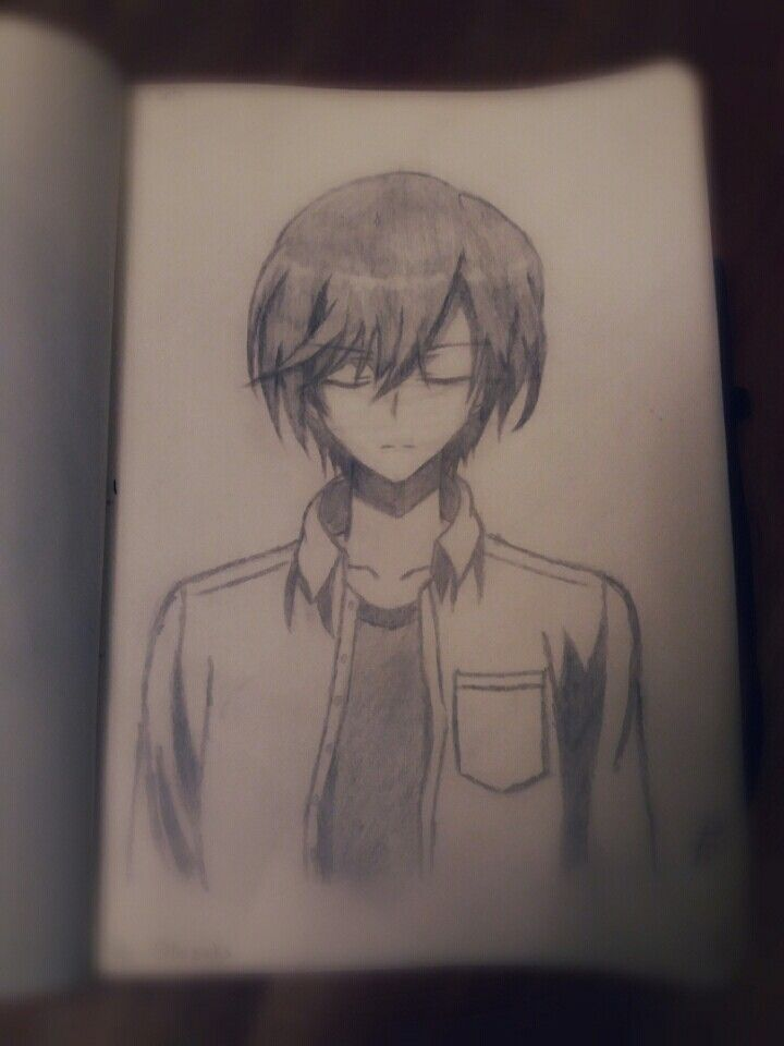 Yuu Otosaka Drawing