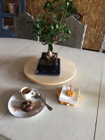 Café Bio + Brownie Vegan