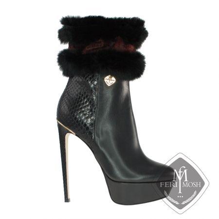 FERI MOSH - Chiara - Boots   Global Wealth Trade Corporation - FERI Designer Lines