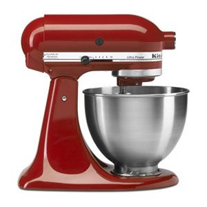 If your newlywed couple likes to bake, be sure to purchase a stand mixer.  These mixers are great for baking and will satisfy all their mixing needs. #standmixer #mixer #bake