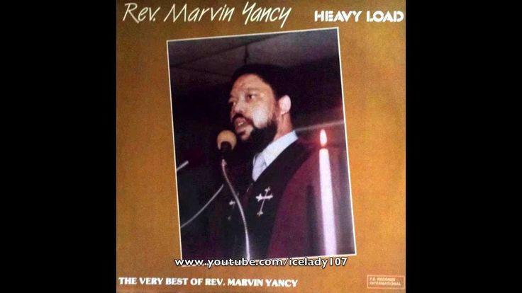 """Rev. Marvin Yancy """"Sign Me Up""""  (1987)"""