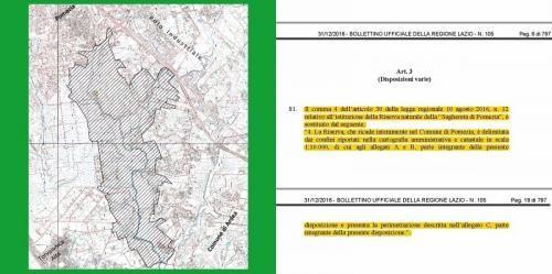 Lazio: #Pomezia #Riserva #Naturale della Sughereta: approvati dalla Regione Lazio i nuovi confini del territo... (link: http://ift.tt/2iHBxyo )