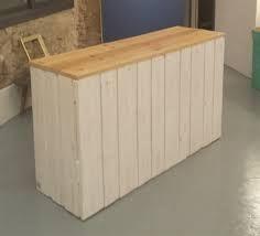 Resultado de imagen para mueble mostrador de madera