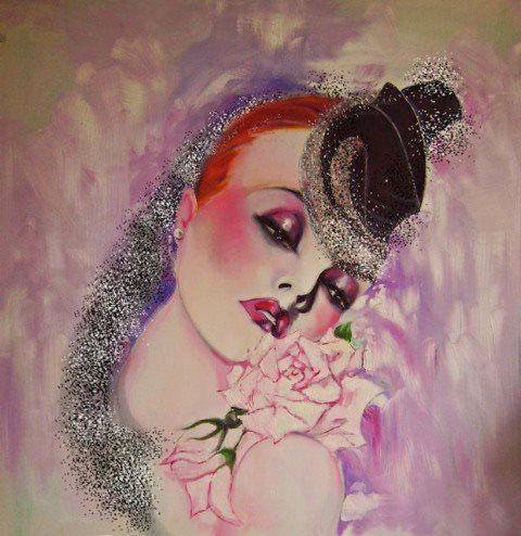 Dream Girl. by frederick watson.