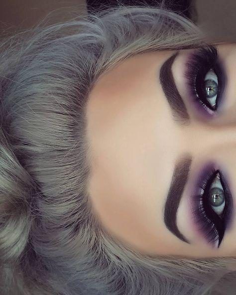 No tengas miedo de usar color brillantes #Mermaid #Sirena #Eyes #Look #Makeup #Ojos #Maquillaje
