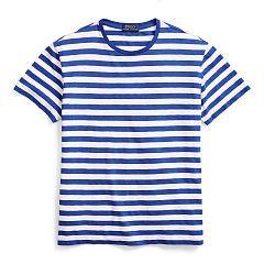 Standard Fit Cotton T-Shirt - Polo Ralph Lauren T-Shirts - Ralph Lauren UK