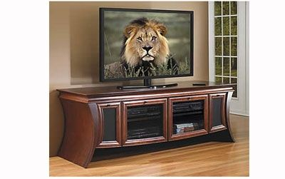 Fancy Entertainment Center Quot Credenza Quot Home Theater