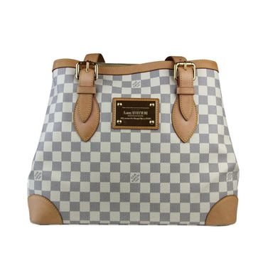 Louis Vuitton Hampstead MM Damier Azur