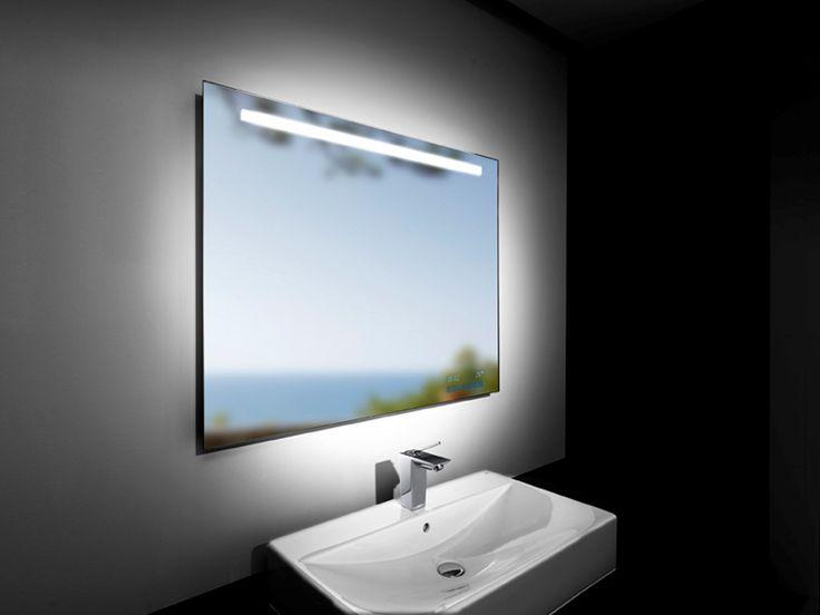 Specchio Bagno INNOVA RADIO By ROCA Roca BathroomBathroom MirrorsBathroomsRadiosMirror