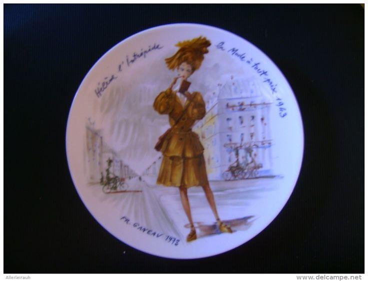 Modeteller: Henri d `Arceau - Limoges - Les femmes du siècle 1943