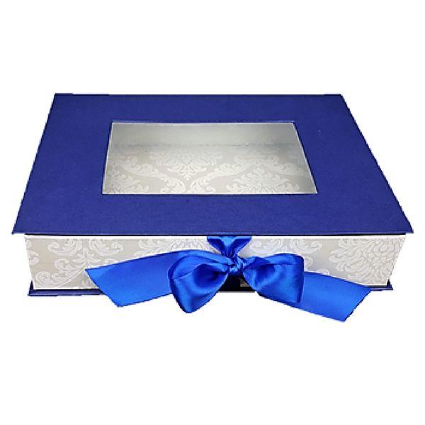 Box Box with Ribbon