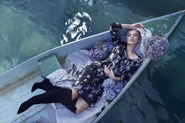 """Alannah Hill - Autumn15 Campaign - """"IN LOVE AGAIN"""""""